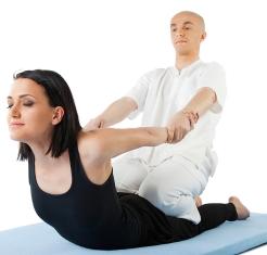 Thaise Yogamassage